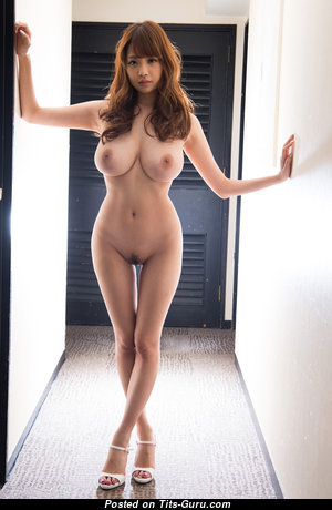 Elegant Asian Babe with Superb Open Tight Knockers (Hd Porn Image)