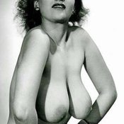 Eleonor Ames - amazing female with big boobies vintage