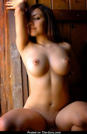Image. Naked amazing lady with big tittes image