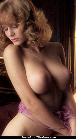 Kimberly Macarther - Delightful Playboy Blonde Dancer & Babe with Delightful Bare Natural Soft Knockers (Hd Sex Image)