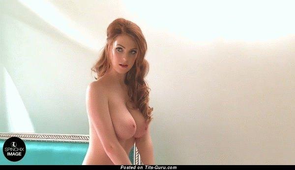 Image. Nice female with big tits photo