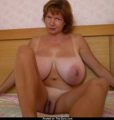 Image. Elen - nude amazing lady with huge natural boobies picture