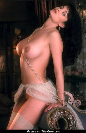 Traci Adell - nude awesome girl with medium tittys photo