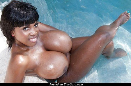 Image. Naked awesome woman with huge breast picture