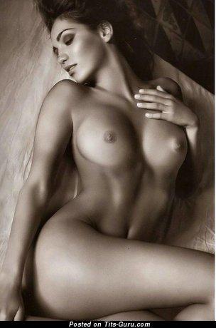 Изображение. Изображение шикарной голой девушки