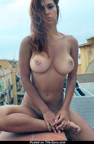 Image. Mary Shum - beautiful female with medium tittys photo