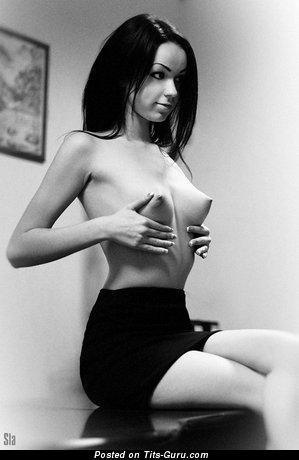 Алёна Смирнова - Sweet Woman with Sweet Bare Natural Soft Boobs (Xxx Pix)