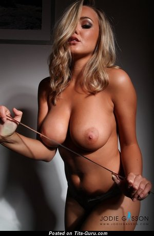 Image. Nude blonde with big tittys picture
