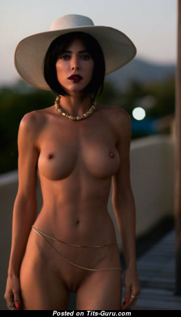 The Best Topless Babe with Puffy Nipples (Hd 18+ Photoshoot)