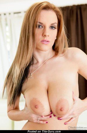 Image. Haley Cummings - nude amazing girl with big natural tits pic