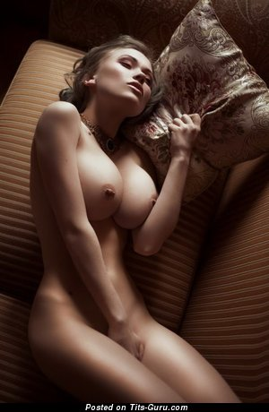 Image. Nude awesome lady with big tittes photo