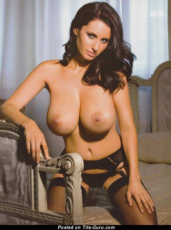 Sammy Braddy - sexy naked red hair with big natural tittes pic