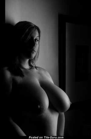 Image. Amazing lady with huge boob image