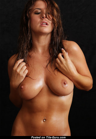 Kelly Hall - Fascinating British Red Hair Babe with Fascinating Nude Natural Busts & Puffy Nipples (Hd Sex Foto)