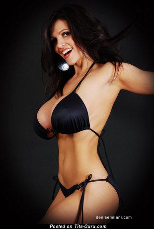 Image. Denise Milani - beautiful woman picture