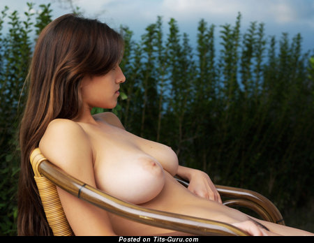 Image. Sofi A - naked awesome girl with big natural breast pic