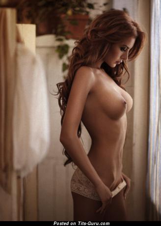 Stunning Dish with Stunning Exposed Real Medium Sized Titties (Hd Sexual Pix)