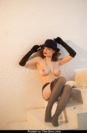 Image. Wonderful lady with big tittes image