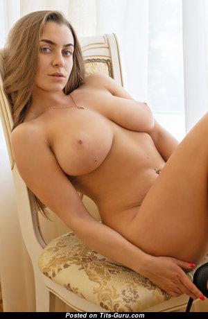 Josephine Jackson - Delightful Babe with Delightful Bare Real Titties (Hd 18+ Wallpaper)