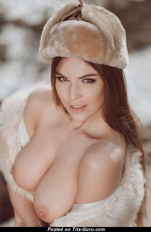 The Best Undressed Babe with Weird Nipples (Porn Image)