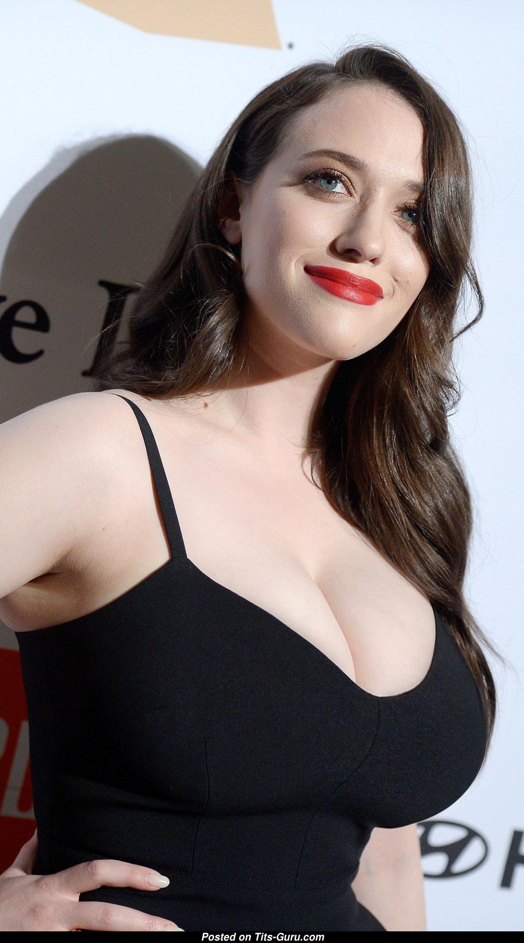 Actress Porn Amateur Natural Tits kat dennings - topless & non-nude brunette babe, girlfriend
