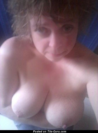 Raigne - Sweet Girl with Sweet Bald Real D Size Boobs (Amateur Porn Photo)