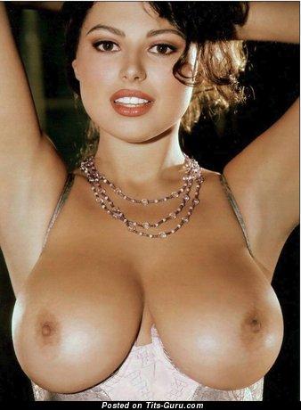 Alesia Schevchenko - Pleasing Playboy Gal with The Best Defenseless H Size Busts (Xxx Photo)