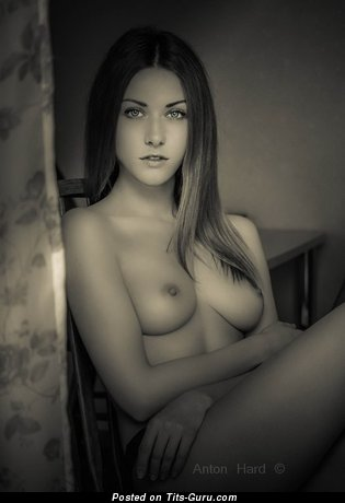 Image. Amazing woman with natural boobs picture