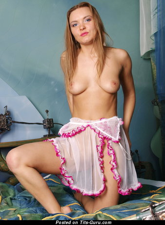 Darcie - Magnificent Gal with Magnificent Naked Real Poor Knockers (Hd Xxx Photo)