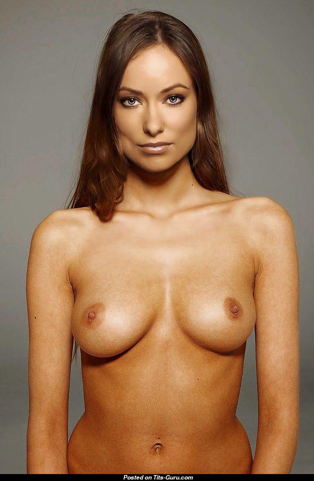 Gefälschte Nacktfotos der Schauspielerin Olivia Wilde — foto 14