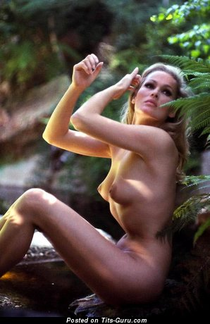 Ursula Andress - Wonderful Swiss Blonde Babe with Wonderful Naked Real D Size Boob (Hd Xxx Image)