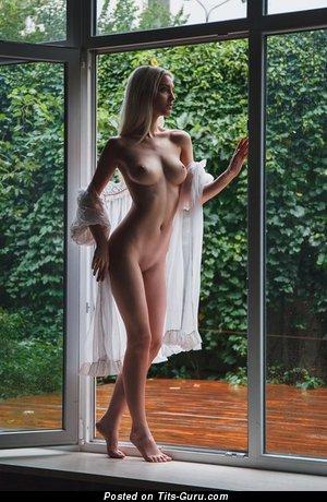 Gorgeous Naked Girl (on Public Sex Photo)