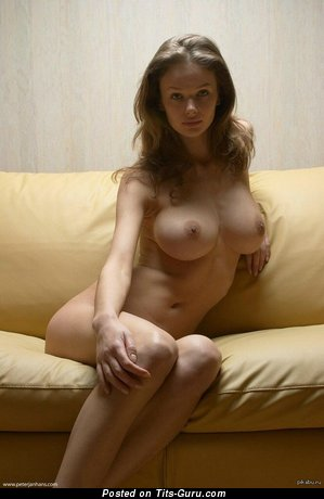 Gorgeous Honey with Gorgeous Nude Ddd Size Busts (Xxx Image)