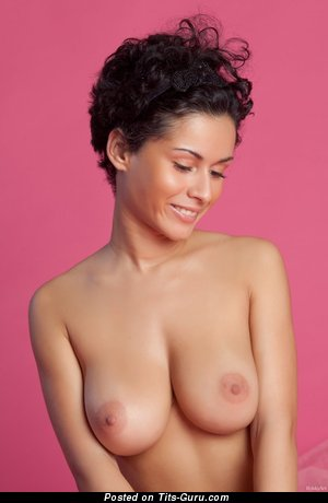 Pammie Lee - nude nice woman with big natural tits photo