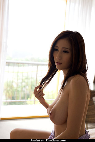 Julia Boin - naked asian with medium natural boobies picture