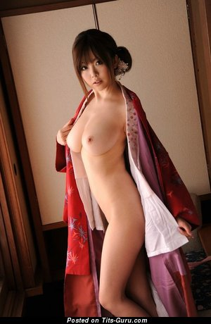 Image. Nude asian red hair with big natural tittes picture