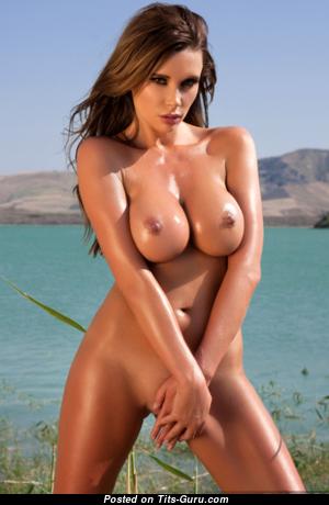 Kirstin Photodromm - Wonderful Unclothed Brunette Babe (Hd Porn Photo)