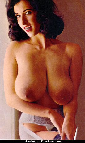 Image. Joan Brinkman - naked nice girl with huge natural tittes image