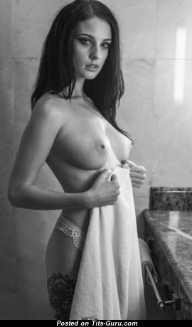 Marvelous Glamour Babe with Marvelous Defenseless Natural Knockers & Huge Nipples (Hd Xxx Image)