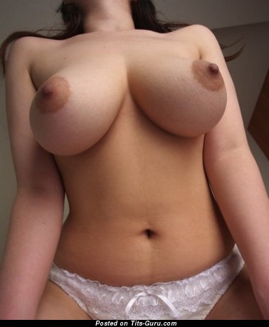 Image. Nude wonderful lady with big natural boob photo