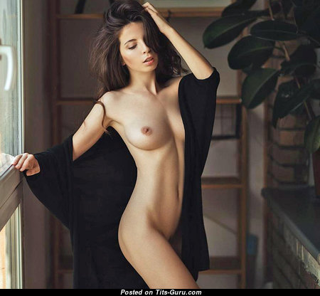 Karina Avakyan - Grand Russian Red Hair with Grand Exposed Natural Titties (Sexual Picture)