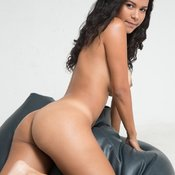 Kendra Roll - latina with big natural tots photo
