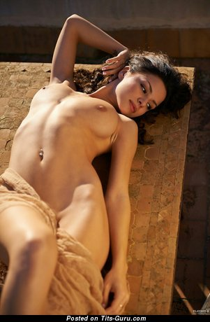 Image. Sexy topless amateur hot female image
