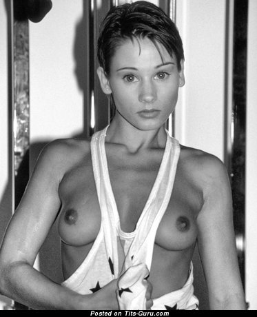 Image. Jutta Appel - amateur naked beautiful female with small tits pic