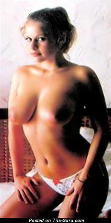 Joanne Latham - Grand Naked British Red Hair (Vintage Hd Porn Photoshoot)