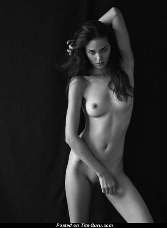 Image. Nude hot woman with natural tots image