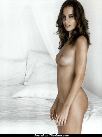 Image. Julie Soete - nice female with medium natural tittes picture