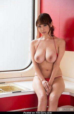 Shion Utsunomiya - nude asian with medium natural boobies photo