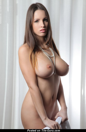 Lovely Moll with Lovely Nude Very Big Busts (Hd Xxx Photo)