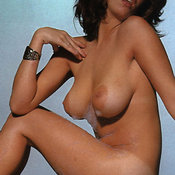 Linda Gordon Aka Stephanie Platt - beautiful female with medium natural tittes pic